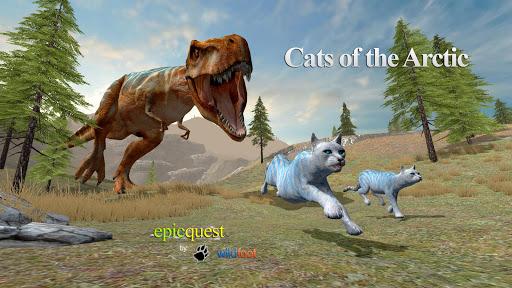 Cats of the Arctic apktreat screenshots 2