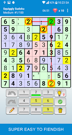 Sudoku - Classic Puzzle Game  screenshots 2