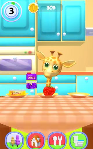 Talking Giraffe 1.54 screenshots 15