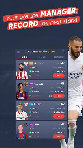 LaLiga Fantasy MARCAufe0f 2021: Soccer Manager 4.5.2.2 Screenshots 5
