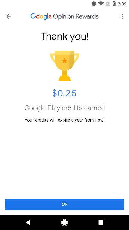 Google Opinion Rewards  poster 3
