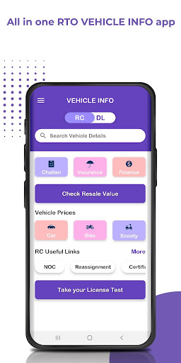 Vehicle Info - Vehicle Owner Details android2mod screenshots 1