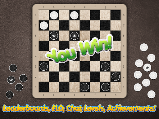 Checkers Plus - Board Social Games apkmr screenshots 7