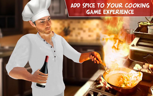 Virtual Chef Cooking Game 3D: Super Chef Kitchen 2.4.3 screenshots 12