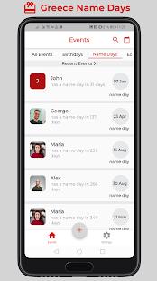 EVENTI - Birthdays & Name Days 1.2.9 screenshots 3