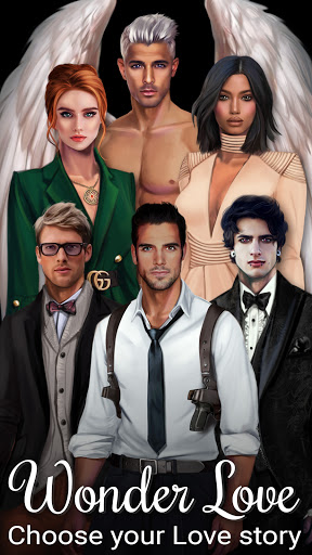 Wonder Love choose your story games & episodes 0.871 screenshots 1