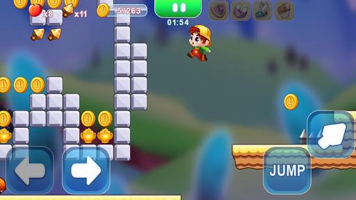 Super Jin Run : New Adventure 2020 screenshots 3