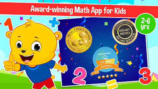 Learn 123 Numbers Counting for Kids Math Games  screenshots 9