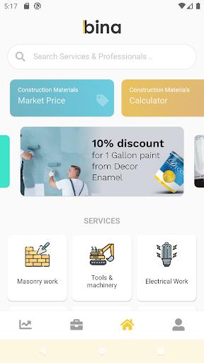 Bina App 1.0.0 Screenshots 2