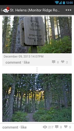 ramblr (hiking, gps, map) modavailable screenshots 6