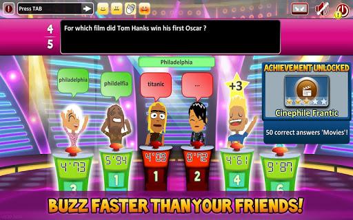 Superbuzzer Trivia Quiz Game 1.3.100 Screenshots 2
