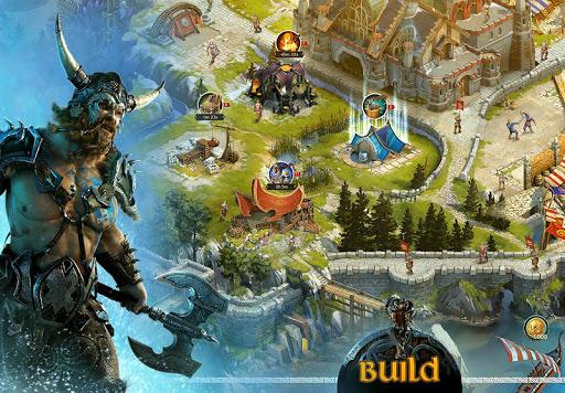 Vikings: War of Clans modiapk screenshots 1