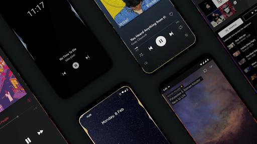 Muviz Edge - Music Visualizer, AOD Edge Lighting screen 0