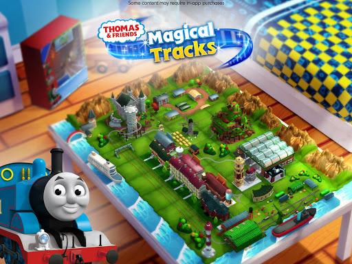 Thomas & Friends: Magical Tracks  Screenshots 6