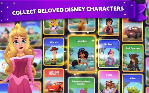 Disney Wonderful Worlds (MOD, Unlimited Money) For Android 5