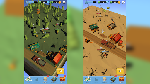 Wood Inc. - 3D Idle Lumberjack Simulator Game 1.1.3 screenshots 11