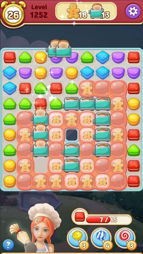 Sweet Macaron : Match 3 android2mod screenshots 4