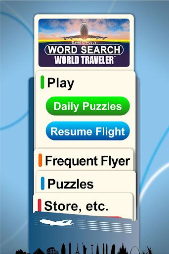Word Search World Traveler 1.16.1 screenshots 4