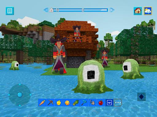 Terra Craft: Build Your Dream Block World 1.6.5 screenshots 14