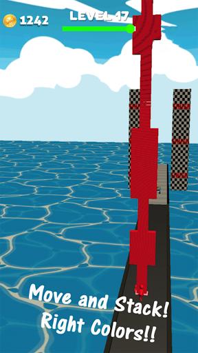 Color Surfers - Tower Stack color race 3D  updownapk 1