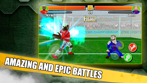 Soccer fighter 2019 - Free Fighting games 2.4 screenshots 9