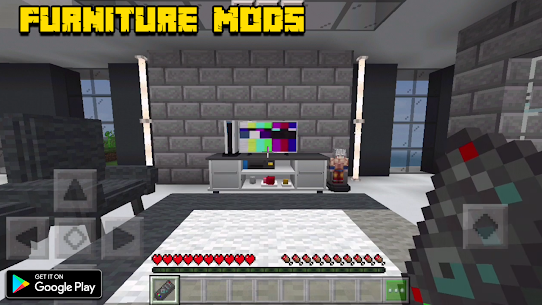 Minecraft Pe Furniture Mod Apk – Minecraft Furniture İndir GÜNCEL SÜRÜM 2021* 5