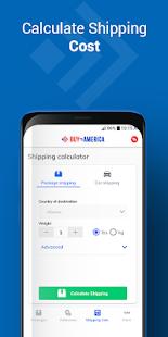 BuyToAmerica International Shipping