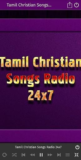 Tamil Christian Songs Radio 24x7  screenshots 3