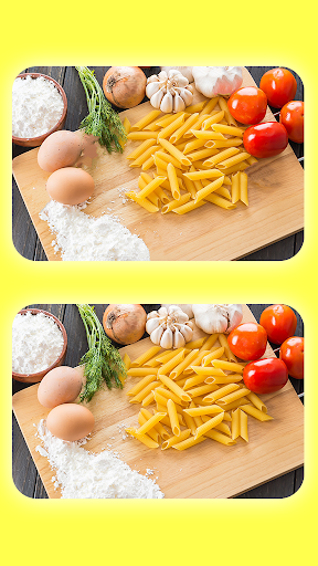 Spot The Differences - Find The Differences Food 2.3.1 screenshots 2