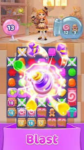 Jellipop Match MOD APK (Unlimited Money) Download for Android 1