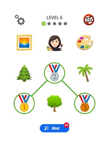 Emoji Match & Connect  screenshots 9
