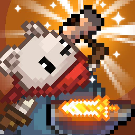 Warriors' Market Mayhem : Offline Retro Rpg