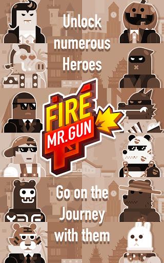 Fire! Mr.Gun 1.0.8 screenshots 12