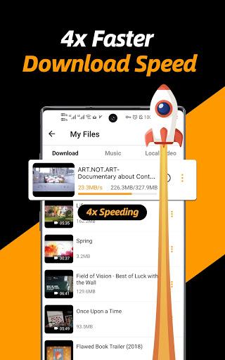 Video Downloader, Private File Downloader & Saver apktram screenshots 21