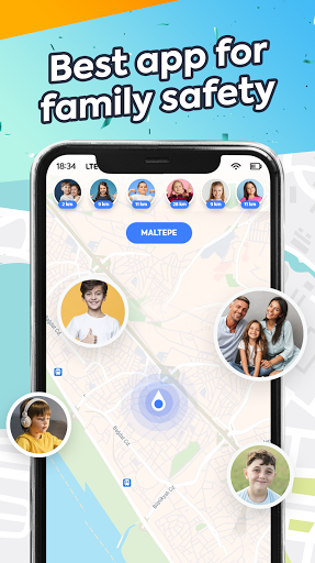 SociFind - Family Safety  screenshots 1