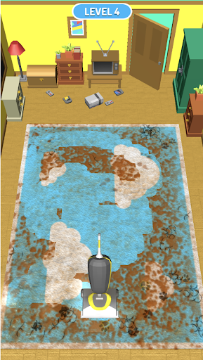Carpet Cleaner! 6.0 screenshots 4