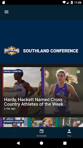 southland conference screenshot 1