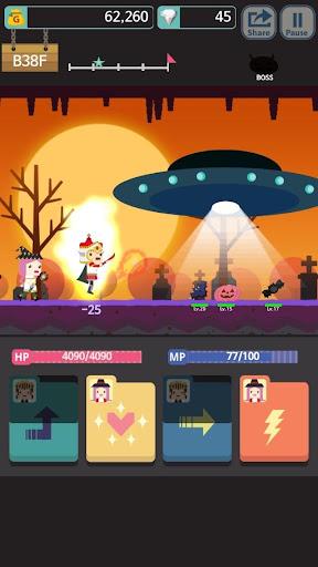 Infinity Dungeon: Offline RPG Adventure screenshots 6
