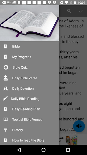 King James Bible - KJV Offline Free Holy Bible 238 Screenshots 19