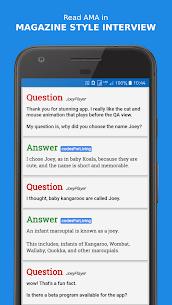 Joey for Reddit Mod Apk v1.9.6.8 (Pro) 1