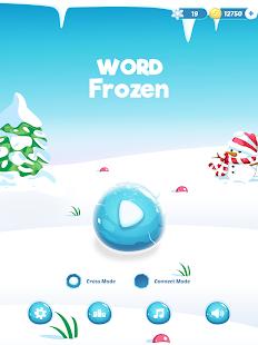 Word Frozen: Word Link Game