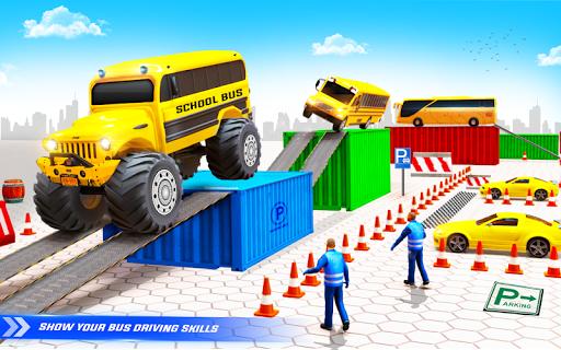 School Bus Driving Simulator Bus Parking Games 20 Screenshots 10