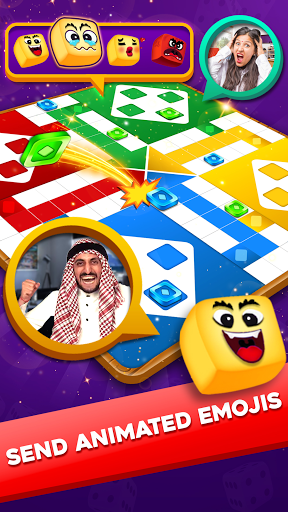 Ludo Lush - Ludo Game with Video Call 1.1.1.02 screenshots 3
