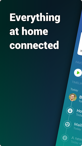 Homey u2014 A better smart home 6.1.0 Screenshots 1