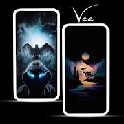 VEE DARK WALLPAPERS - HD Dark black wallpapers app