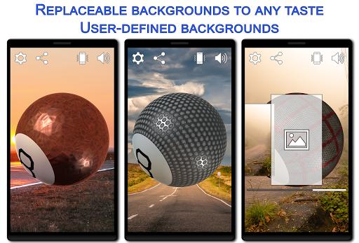 Magic 8 Ball 3D android2mod screenshots 3