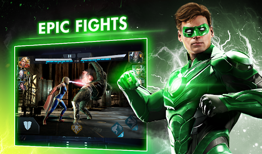 Injustice 2 (MOD, Unlimited Energy) 3