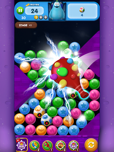 Spookiz Blast : Pop & Blast Puzzle 1.0061 screenshots 11