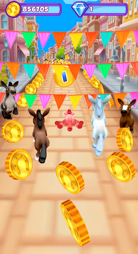 Pony Racing 3D  screenshots 4