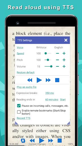 Librera - reads all books, PDF Reader 8.3.109 Screenshots 6